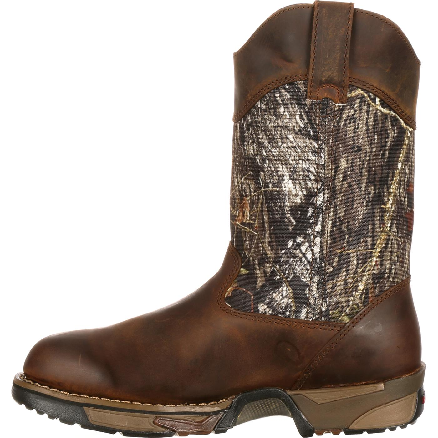 Rocky Aztec Waterproof Mobu Pull On Boots Style 2871