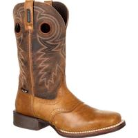 Rocky Dakota Ridge Waterproof Pull-On Western Boot, , medium