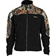 Rocky SilentHunter Fleece Jacket, MossyOak/Blk, small