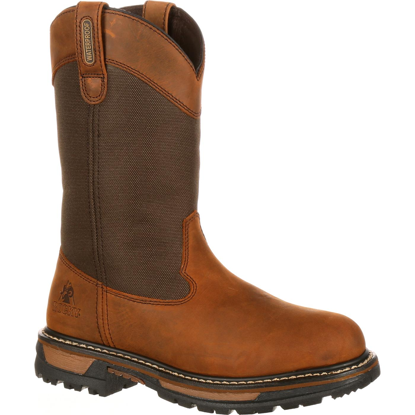 Rocky Ride 200g Insulated Waterproof Wellington Boot