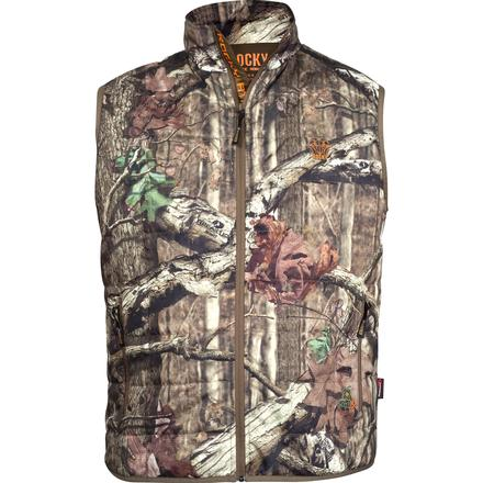 Rocky Athletic Mobility Midweight Level 2 Vest, Mossy Oak Break Up Infinity, large