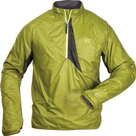Rocky S2V Center Hold Wind Shirt, GREEN, large