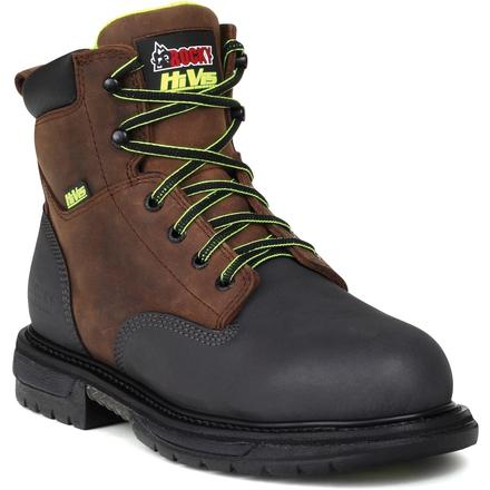 Rocky IronClad Steel Toe HiVis Waterproof Boot, , large
