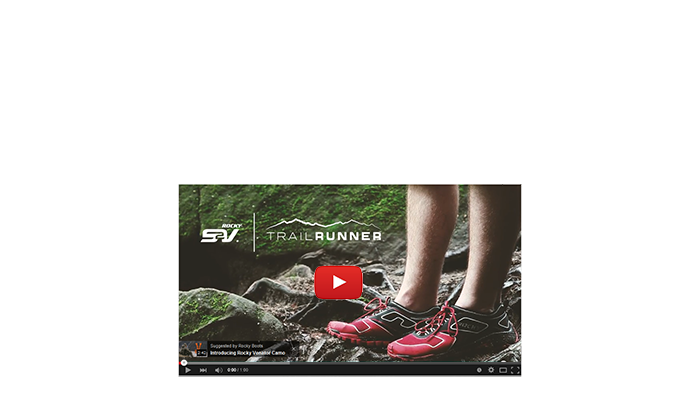 Watch the Trail Runner Video on YouTube