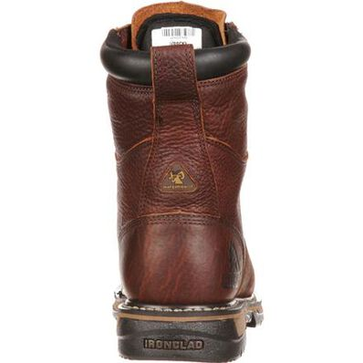 Rocky IronClad Steel Toe Waterproof Insulated Work Boot, , large