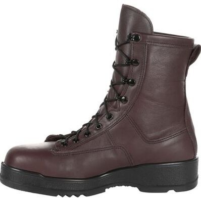 Rocky General Purpose Navy Certified Steel Toe Flight Boot, , large