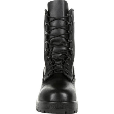 """Rocky Navy Inspired 9"""" Steel Toe Boot, , large"""