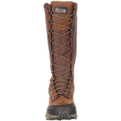 Rocky Broadhead Waterproof Trail Snake Boot, BROWN, large