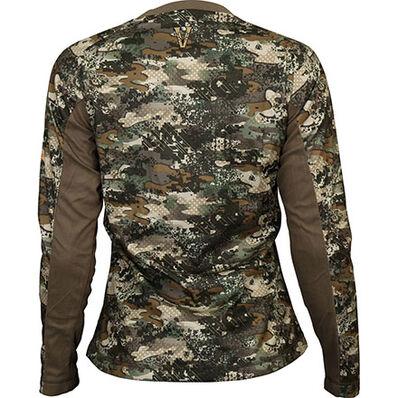 Rocky SilentHunter Women's Long-Sleeve Shirt, Rocky Venator Camo, large