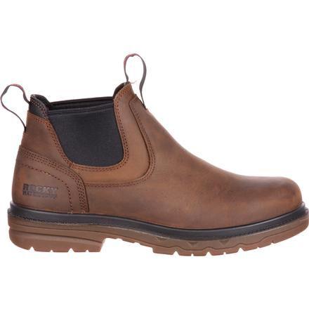 Men's Comfortable Waterproof Work Boot