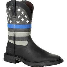 Rocky Blue Line Western Boot