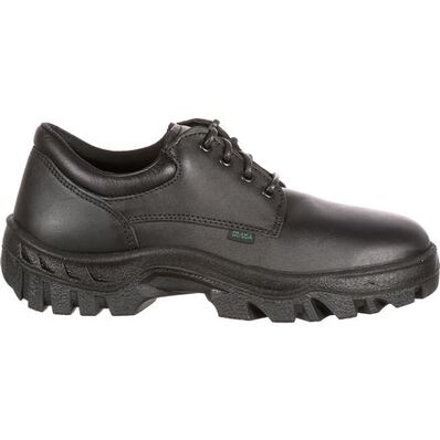 Rocky TMC Postal-Approved Plain Toe Oxford Shoe, , large