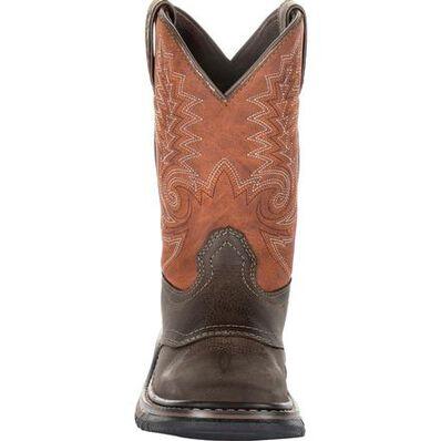 Rocky Big Kids' Ride FLX Western Boot, , large