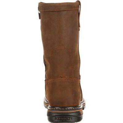 Rocky IronClad Internal Metatarsal Steel Toe Pull-On Work Boot - Web Exclusive, , large