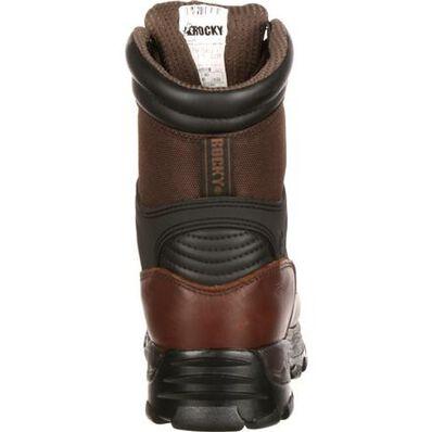 Rocky Sport Utility Pro Steel Toe Waterproof 600G Insulated Work Boot, , large