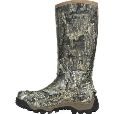 Rocky Sport Pro Pull-On Rubber Snake Boot, , large