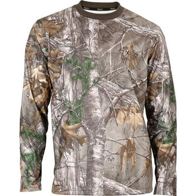 Rocky SilentHunter Long-Sleeve Performance Shirt, , large