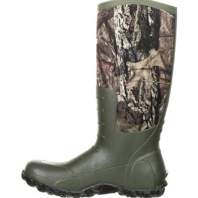 Rocky Core Rubber Waterproof Outdoor Boot, , large