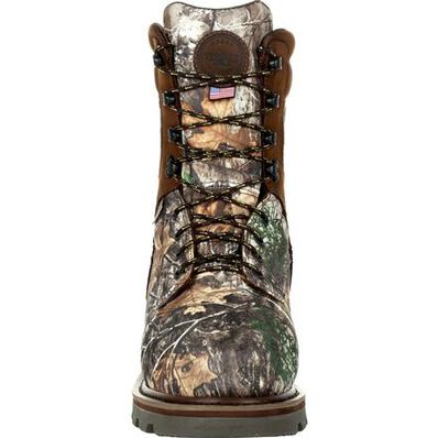 Rocky Stalker Waterproof 800G Insulated Made in the USA Outdoor Boot, , large