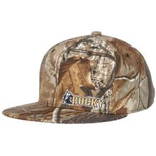 Rocky Flat Bill Hat