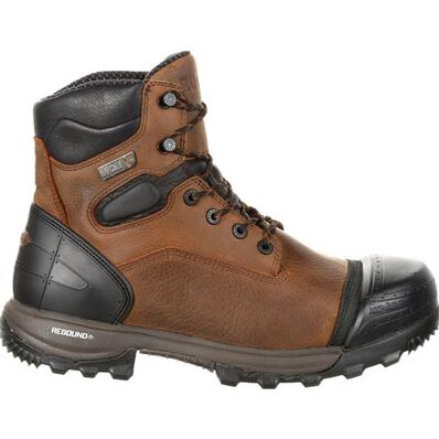 Rocky XO-Toe Composite Waterproof Work Boot, , large