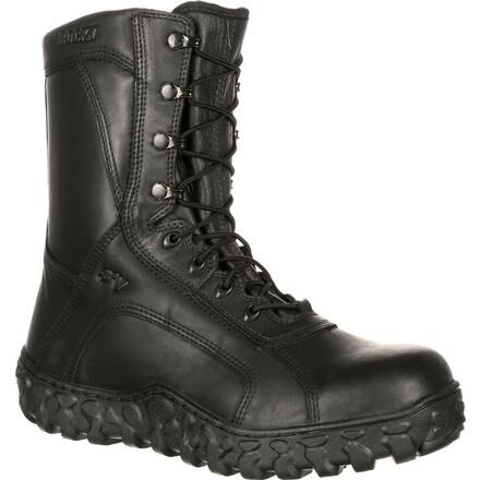 Steel Toe Tactical Military Boot made