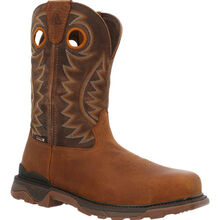 Rocky Carbon 6 Carbon Toe Waterproof Pull-On Western Boot