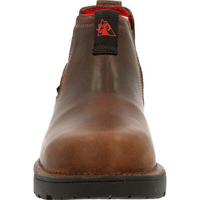 Rocky Legacy 32 Waterproof Composite Toe Work Chelsea Boot, , large