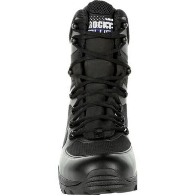 "Rocky Code Blue 8"" Public Service Boot, , large"