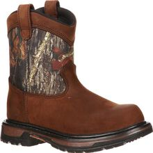 Rocky Kids' Ride Wellington Waterproof Boot