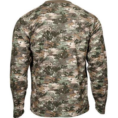 Rocky SilentHunter Long-Sleeve Performance Shirt, Rocky Venator Camo, large