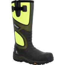 Rocky XRB Waterproof Steel Toe 1000G Insulated Rubber Boot