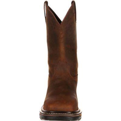 Rocky Original Ride Steel Toe Western Boot, , large