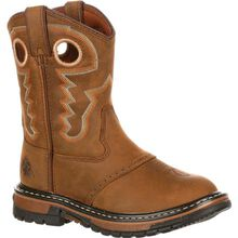 Rocky Kids' Original Ride Western Boot