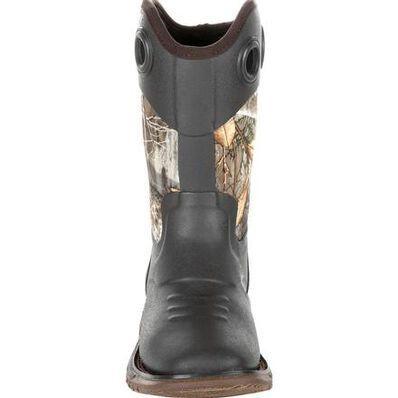 Rocky Big Kid's Original Ride FLX Western Boot, , large