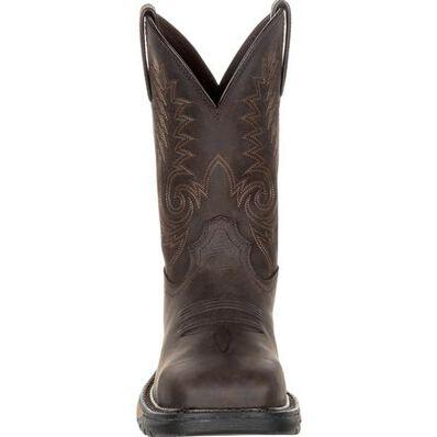 Rocky Original Ride FLX Steel Toe Waterproof Western Boot, , large