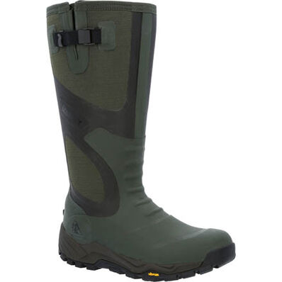 Rocky XRB 1000G Insulated Waterproof Outdoor Rubber Boot, , large