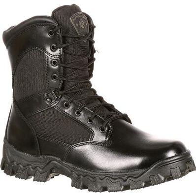 Rocky Alpha Force Waterproof Public Service Boot, , large