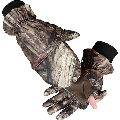 Rocky Insulated Zip Finger Hunting Gloves, , large