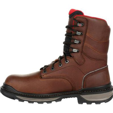 Rocky Rams Horn Waterproof Work Boot, , large