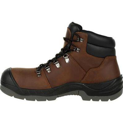 Rocky Worksmart Women's Composite Toe Waterproof Work Boot, , large