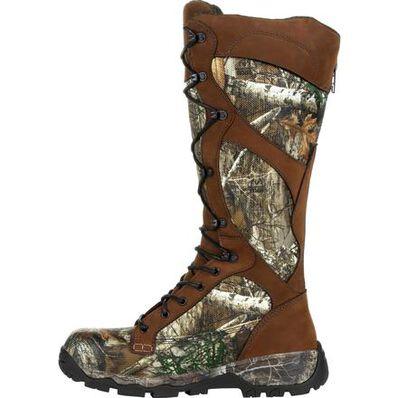 Rocky Red Mountain Waterproof Snake Boot