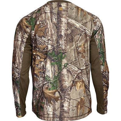 Rocky SilentHunter Long-Sleeve Scent IQ Shirt, Rltre Xtra, large