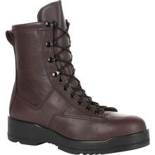Rocky General Purpose Navy Certified Steel Toe Flight Boot