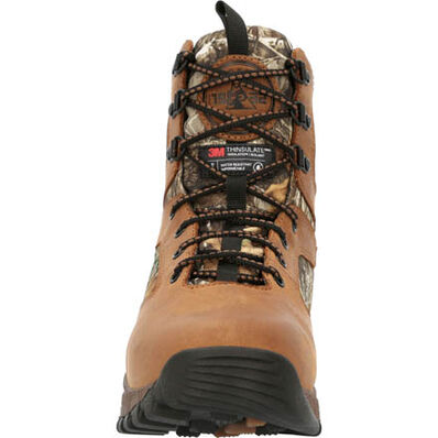 Rocky Spike Big Kid Waterproof 800G Insulated Outdoor Boot, , large