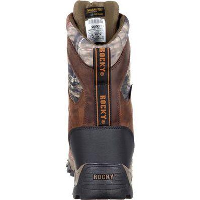 Rocky Mens Rks0309 Mid Calf Boot