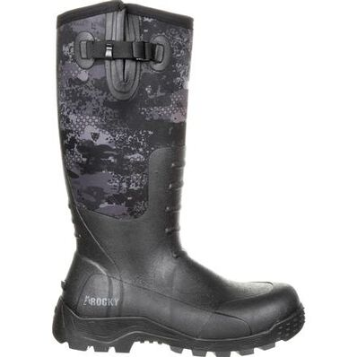 Rocky Sport Pro Rubber Waterproof Outdoor Boot, , large