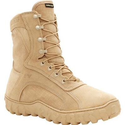 Rocky S2V Waterproof 400G Insulated Tactical Military Boot, , large