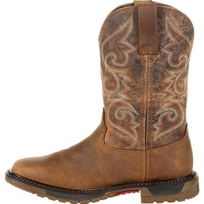 Rocky Original Ride FLX Women's Waterproof Western Boot, , large