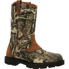 Rocky Ridge Stalker Mossy Oak Waterproof Outdoor Boot